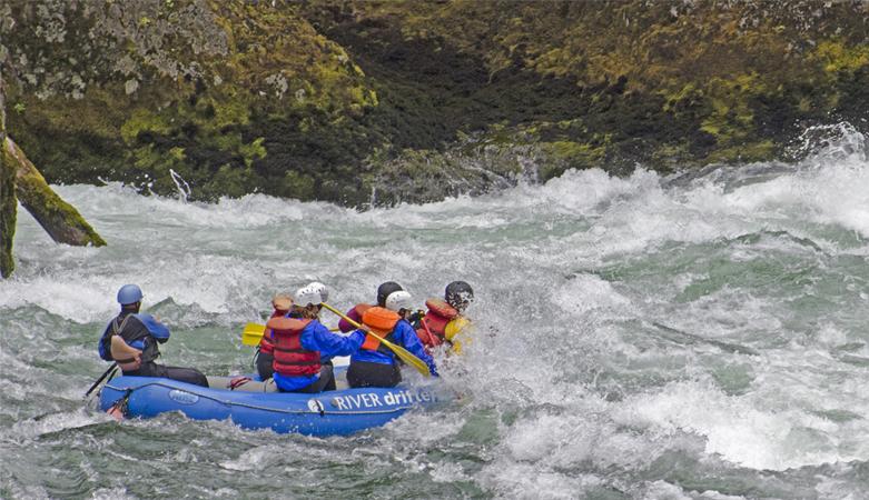 Clackamas river rafting river drifters for Clackamas river fishing