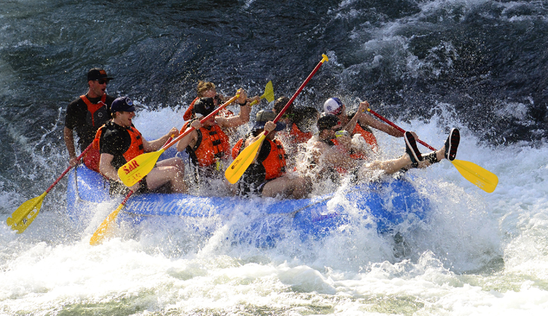 Deschutes River Multi-day Rafting Trips - River Drifters