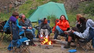 Deschutes River camping